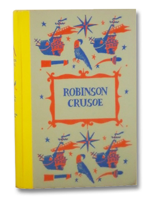 [The Life and Adventures of] Robinson Crusoe, DeFoe, Daniel; Kredel, Fritz
