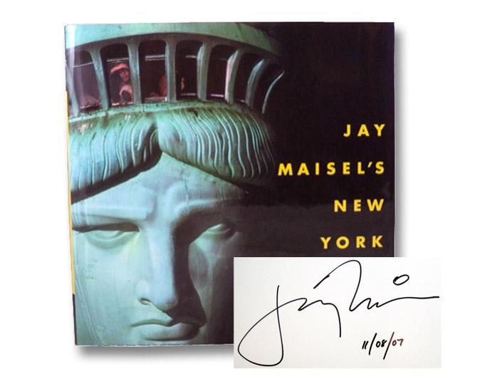 Jay Maisel's New York, Maisel, Jay