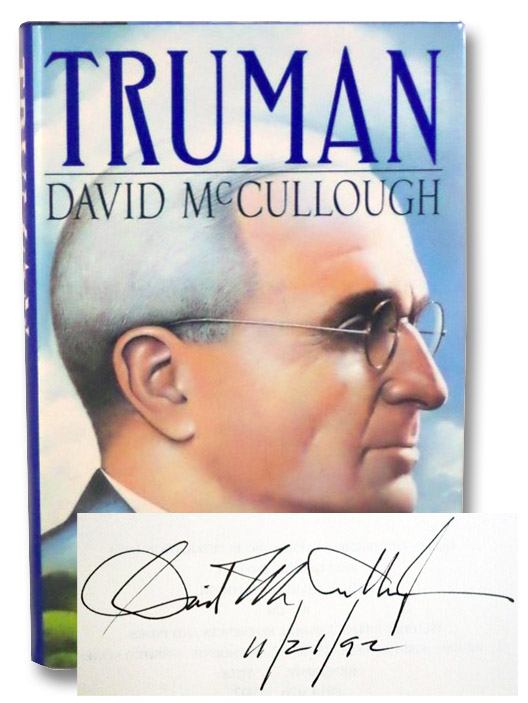 Truman, McCullough, David