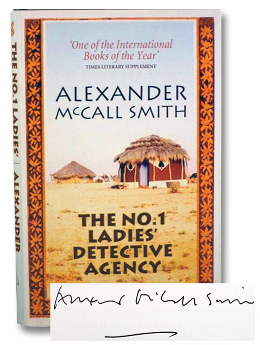 The No. 1 Ladies' Detective Agency, Smith, Alexander McCall