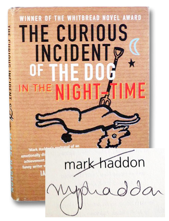 The Curious Incident of the Dog in the Night-Time, Haddon, Mark