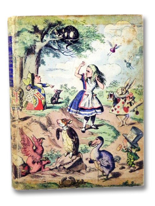 Alice in Wonderland and Through the Looking Glass (Illustrated Junior Library), Carroll, Lewis
