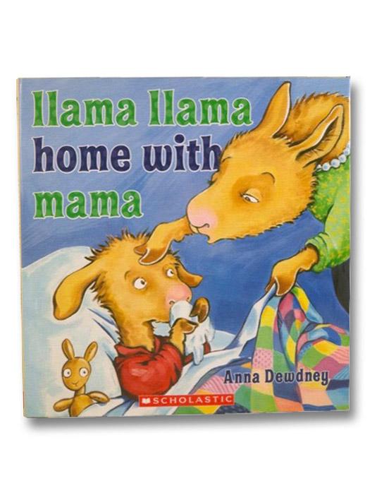 Llama Llama Home with Mama, Dewdney, Anna
