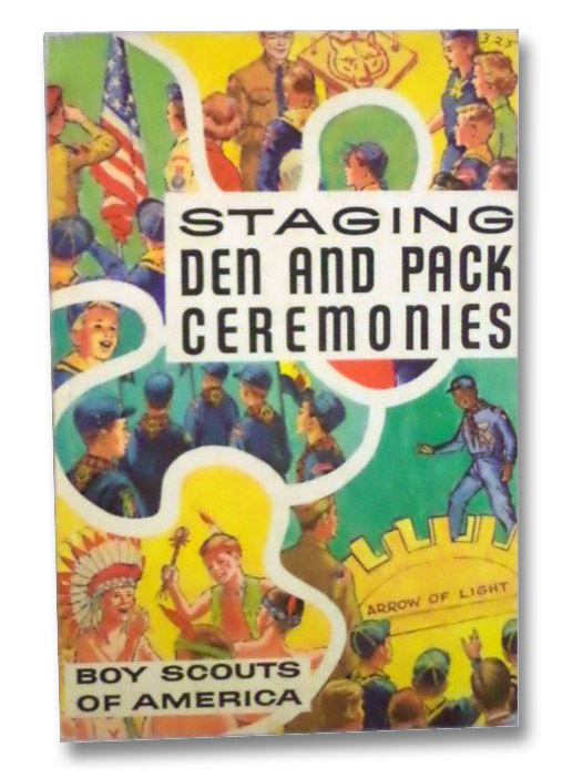 Staging Den and Pack Ceremonies, Boy Scouts of America