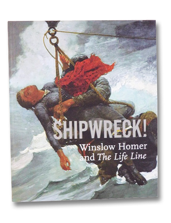 Shipwreck! Winslow Homer and The Life Line, Foster, Kathleen A.
