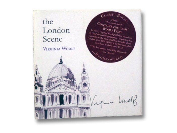 The London Scene, Woolf, Virginia