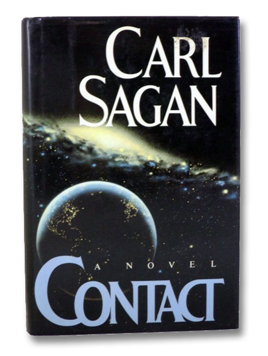 Contact: A Novel, Sagan, Carl