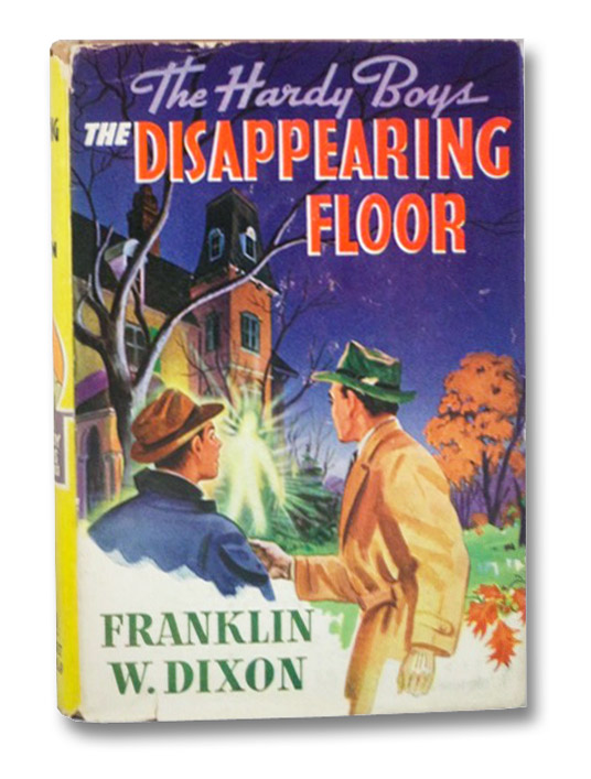 The Disappearing Floor (The Hardy Boys Mystery Stories #19), Dixon, Franklin W.