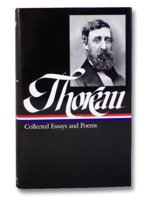 Collected Essays and Poems (Library of America), Thoreau, Henry David; Witherell, Elizabeth Hall