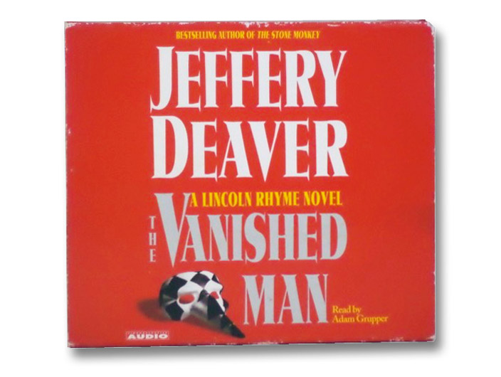 The Vanished Man: A Lincoln Rhyme Novel, Deaver, Jeffery