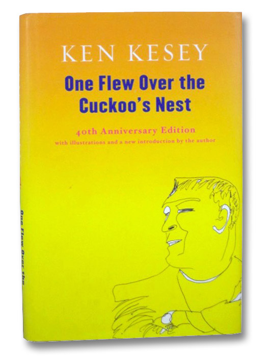 One Flew Over the Cuckoo's Nest: 40th Anniversary Edition, Kesey, Ken; Faggen, Robert