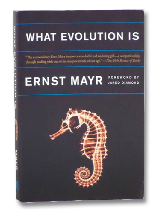 What Evolution Is (Science Masters Series), Mayr, Ernst; Diamond, Jared