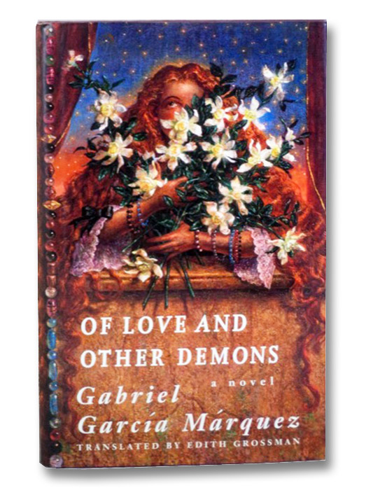 Of Love and Other Demons, Marquez, Gabriel Garcia