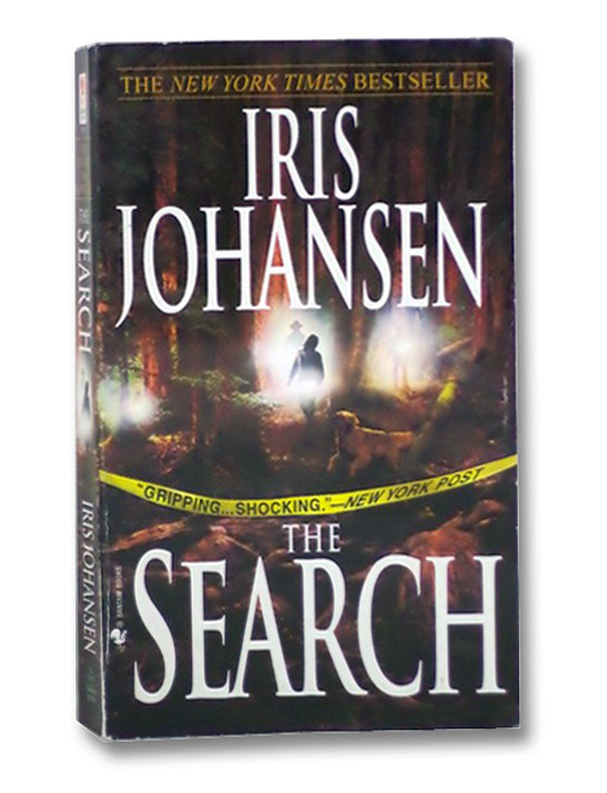 The Search (Eve Duncan), Johansen, Iris
