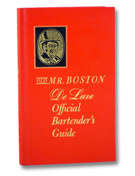 Old Mr. Boston de Luxe Official Bartender's Guide, Cotton, Leo