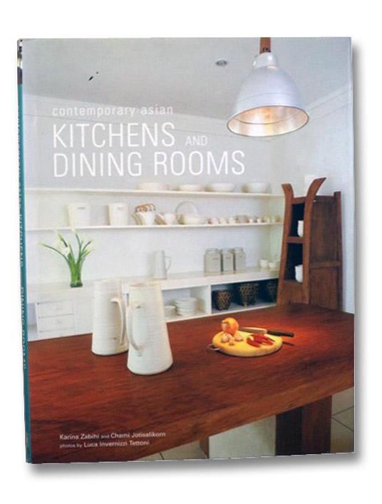Contemporary Asian Kitchens and Dining Rooms, Zabihi, Karina; Jotisalikorn, Chami