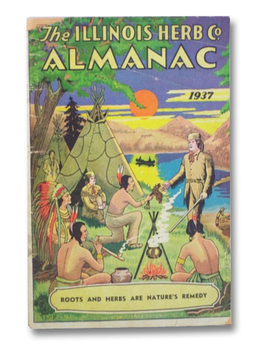 The Illinois Herb Company Almanac 1937, The Illinois Herb Co.