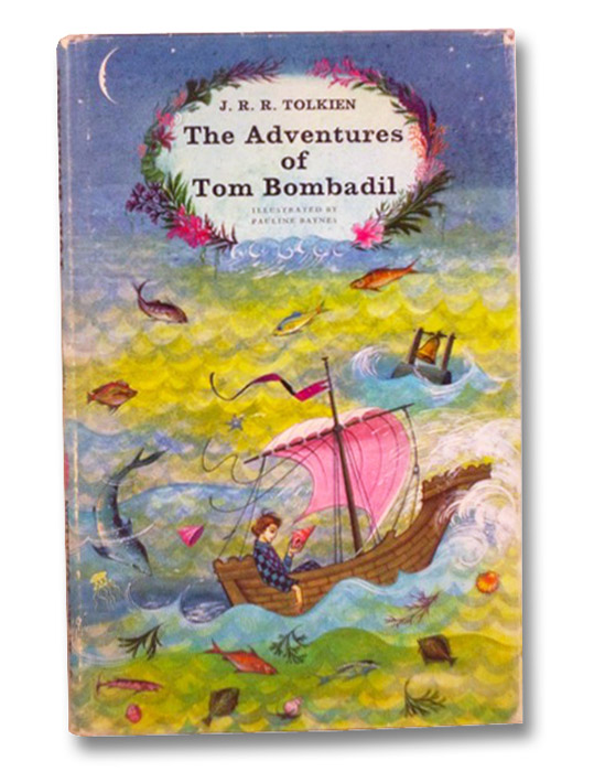 The Adventures of Tom Bombadil and Other Verses from The Red Book, Tolkien, J.R.R.