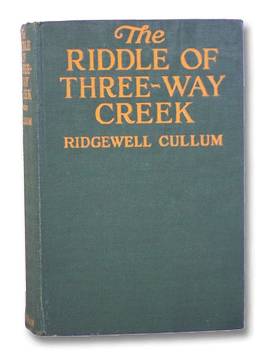 The Riddle of Three-Way Creek, Cullum, Ridgwell
