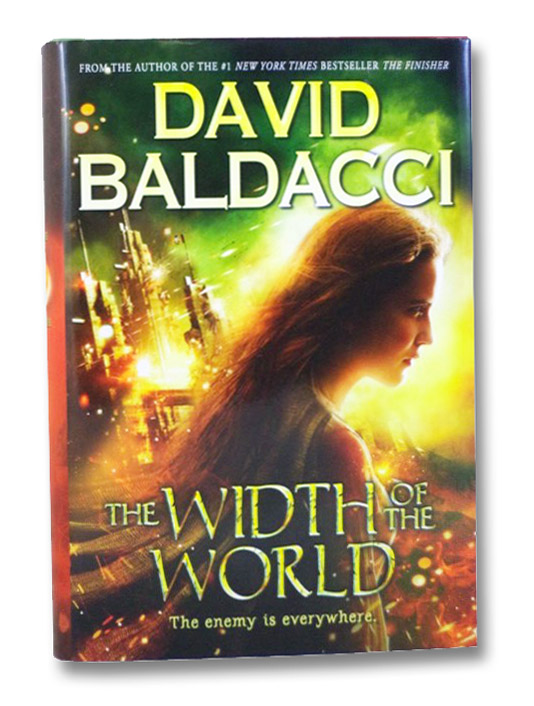 The Width of the World (Vega Jane, Book 3), Baldacci, David