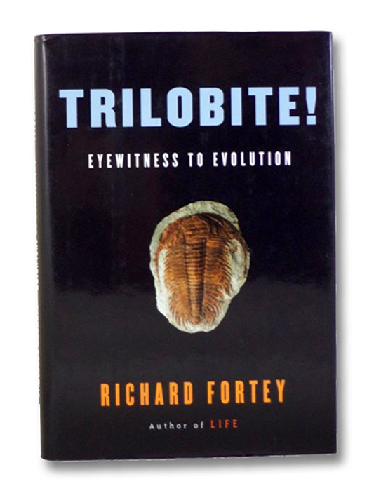 Trilobite! Eyewitness to Evolution, Fortey, Richard