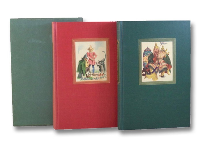 Grimms' Fairy Tales & Andersen's Fairy Tales Boxed Set, The Brothers Grimm; Andersen, Hans Christian; Lucas, E.V.; Crane, Lucy; Edwardes, Marian; Paull, Mrs. H.B.