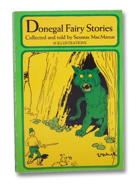 Donegal Fairy Stories, MacManus, Seumas
