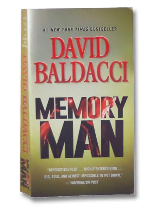 Memory Man (Amos Decker series), Baldacci, David