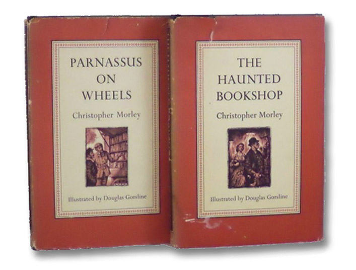 Parnassus on Wheels / The Haunted Bookshop (Two-Volume Set), Morley, Christopher; Gorsline, Douglas
