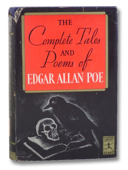 The Complete Tales and Poems of Edgar Allan Poe (Modern Library Giants G40) (The Modern Library of the World's Best Books), Poe, Edgar Allan; Allen, Hervey