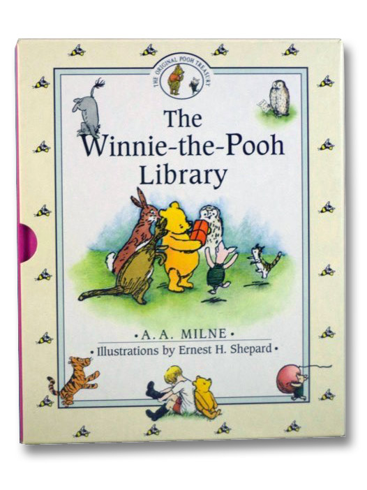 The Winnie-The-Pooh Library (12 Books), Milne, A.A.