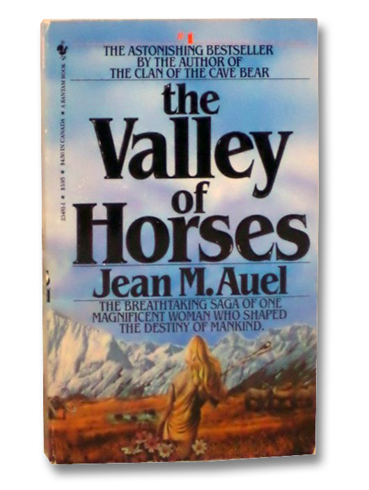 The Valley of the Horses (Book 2, Earth's Children), Auel, Jean M.