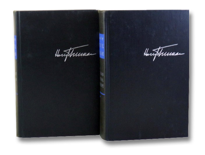 Memoirs by Harry S. Truman, in Two Volumes: Year of Decisions; Years of Trial and Hope, 1946-1952, Truman, Harry S.