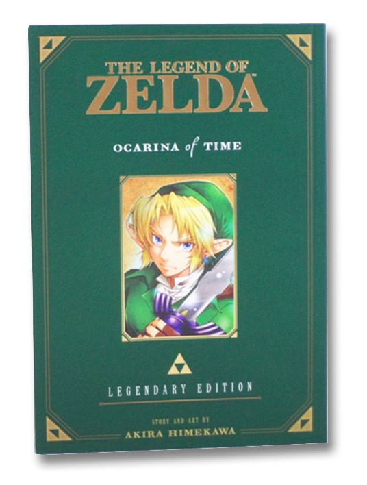 The Legend of Zelda: Ocarina of Time - Legendary Edition, Himekawa, Akira