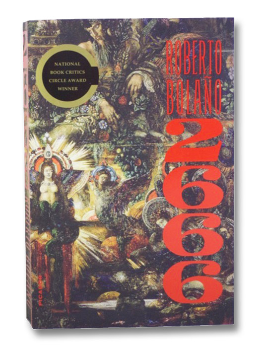 2666: A Novel, Bolano, Roberto
