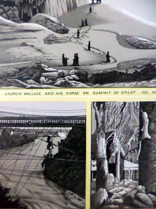 Souvenir of Niagara Falls [Photographic Viewbook]