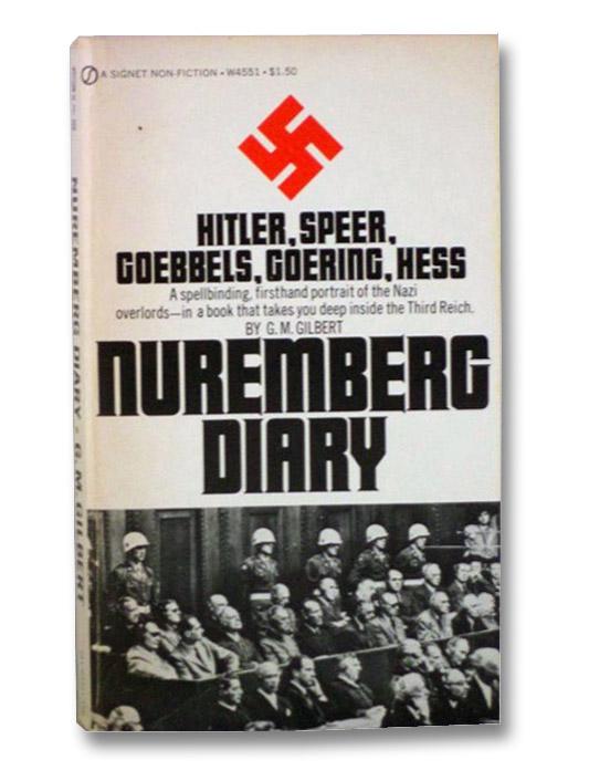 Nuremberg Diary, Gilbert, G.M.