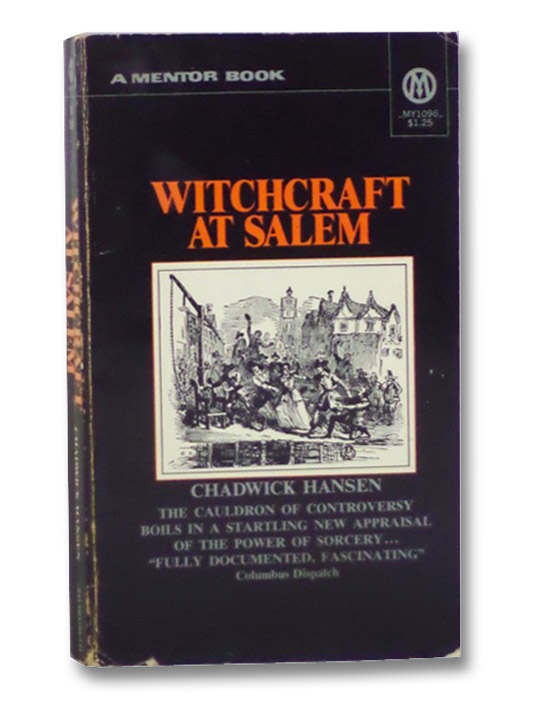 Witchcraft at Salem, Hansen, Chadwick