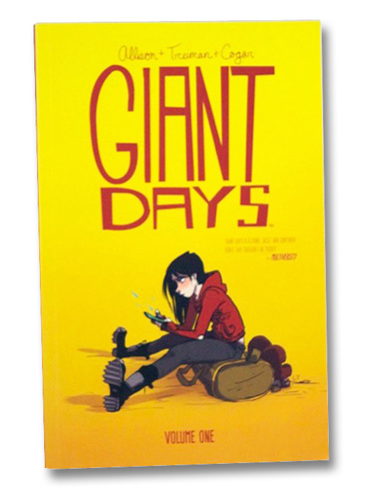 Giant Days Vol. 1, Allison, John