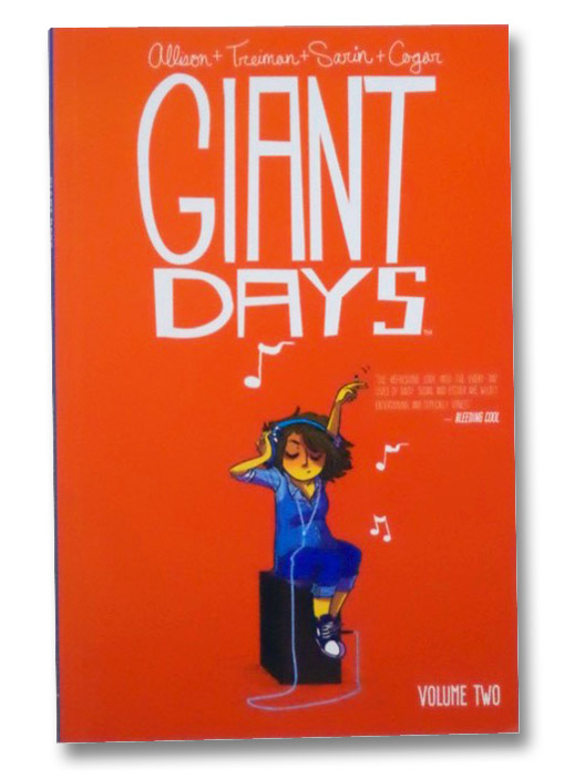 Giant Days Vol. 2, Allison, John