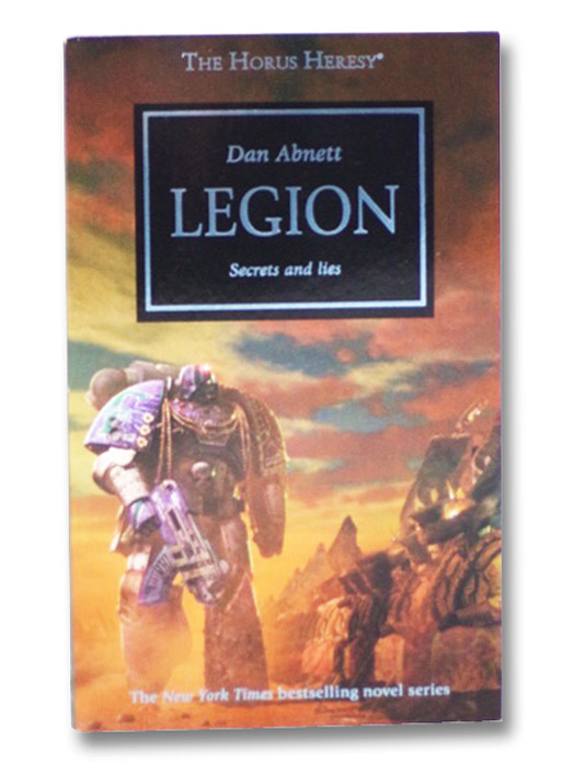 Legion: Secrets and Lies, Abnett, Dan