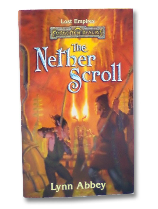 The Nether Scroll (Lost Empires), Abbey, Lynn