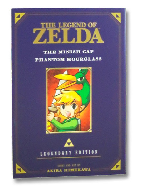 The Legend of Zelda: The Minish Cap / Phantom Hourglass (Legendary Edition), Himekawa, Akira