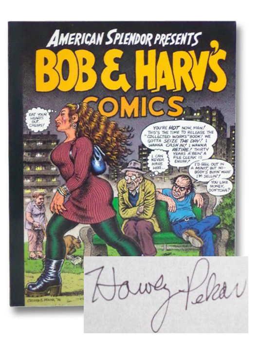American Splendor Presents Bob & Harv's Comics, Pekar, Harvey; Crumb, R. [Robert]