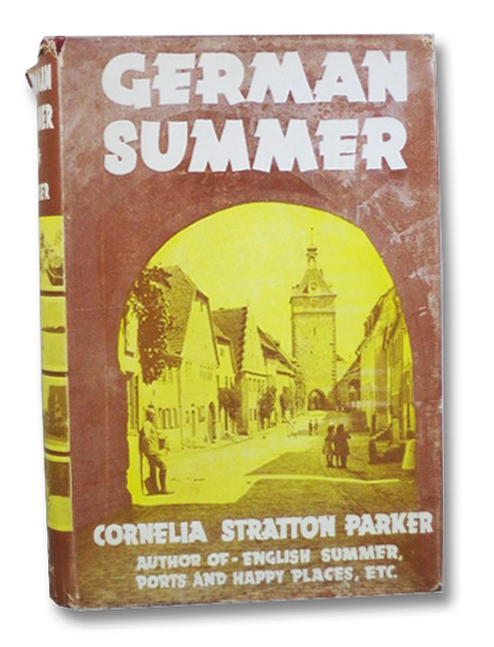 German Summer, Parker, Cornelia Stratton