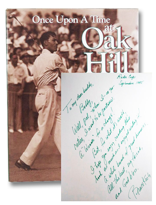 Once Upon a Time at Oak Hill, Koch, Bruce