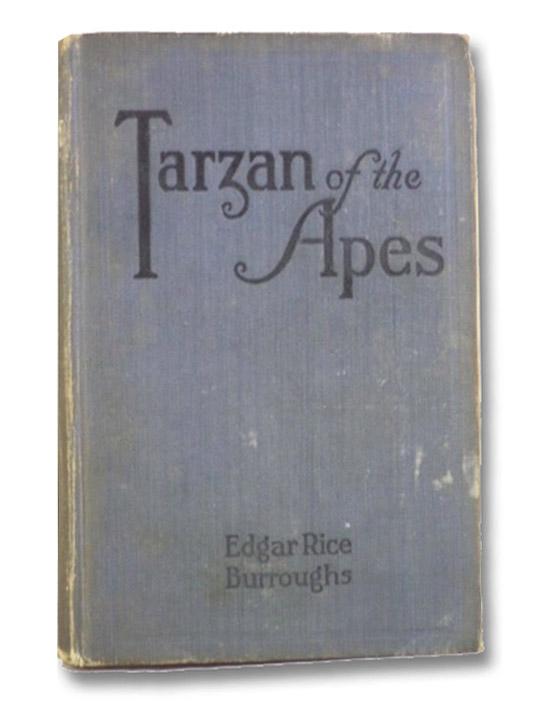 Tarzan of the Apes, Burroughs, Edgar Rice