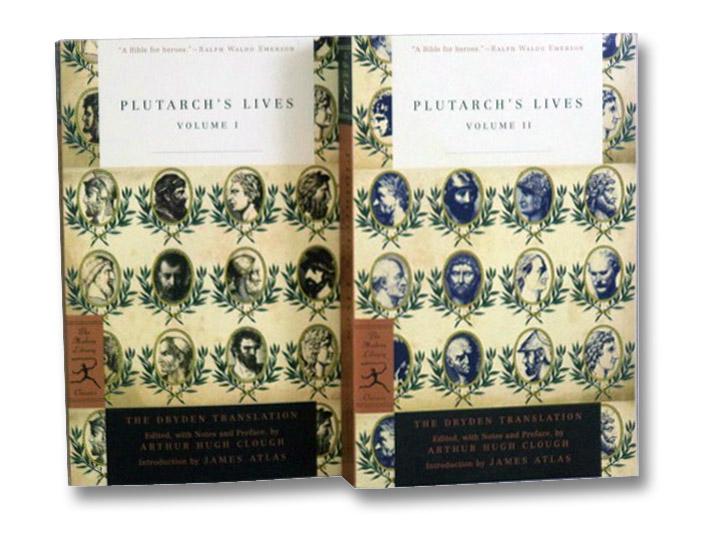 Plutarch's Lives: The Dryden Translation (2-Volume Set), Plutarch; Dryden, John