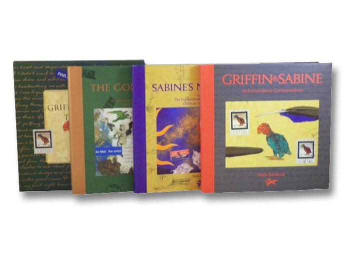The Griffin & Sabine Trilogy Boxed Set: Griffin & Sabine/Sabine's Notebook/The Golden Mean, Bantock, Nick