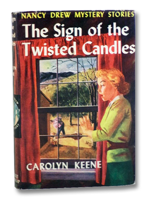 The Sign of the Twisted Candles (Nancy Drew Mystery Stories, No. 9), Keene, Carolyn